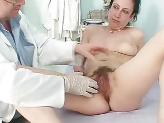 aged helena depraved curly vagina investigation