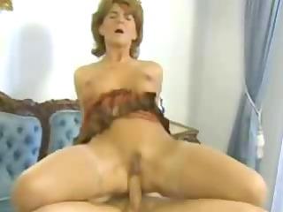redhead older german mamma