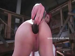 breasty milf wench with an astounding big butt