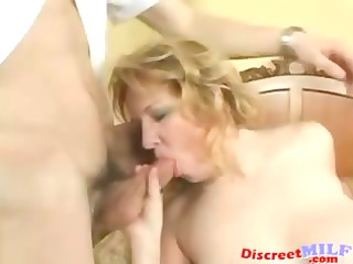 sexually excited mother i drilled by waiter