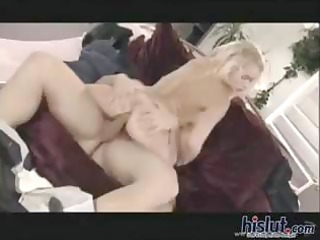 hawt breasty golden-haired d like to fuck silver
