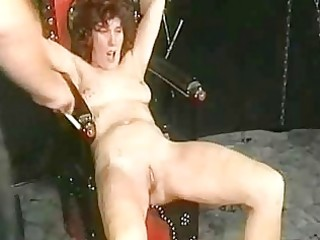 masked masters in a dungeon spank milf serf