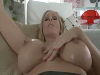 breasty blonde mother i uses tit fucking to tempt