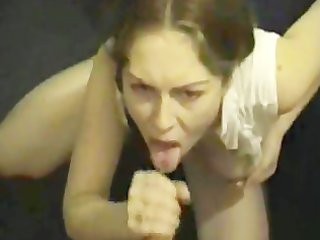 breasty d like to fuck in pigtails gives head