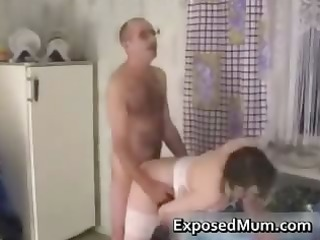 fat mamma boned from her backside part1