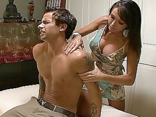 kristina cross is a mamma and a masseuse