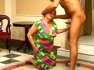 german granny sucks well ! , mature mature porn