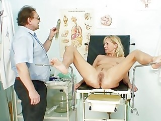 golden-haired mother i mama obscene boobs and