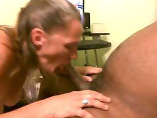 aged dark brown gives black chap a nice