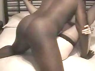 hot redhead wife can that is large darksome