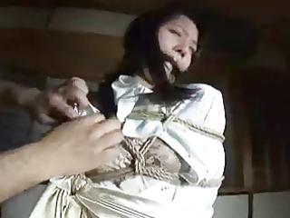 Japanese Mature BDSM (Uncensored) Pt 1