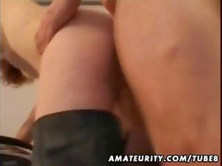 redhead non-professional d like to fuck homemade