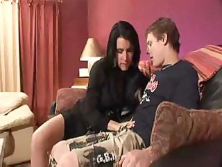 sexy breasty brunette mother i pounds sons ally