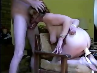 coarse fuck #8 (mature blonde slut)