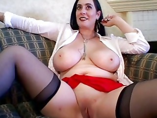 gorgeous breasty aged group-sex