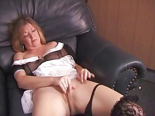 older maid masturbating