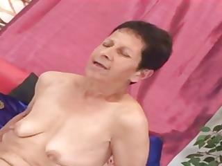 slender granny