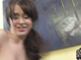 naive wanker cuckold hubby watching his wife used
