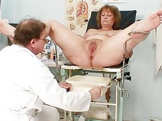 hairy fat mama receives harrassed by gynecologist