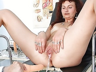 redhead d like to fuck fur pie checkup at