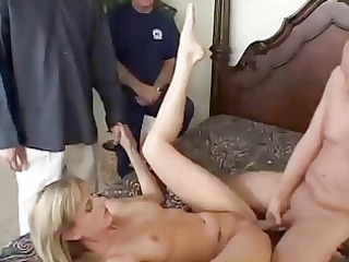 skinny sexy wife screwed by stranger