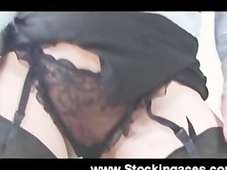 breasty red-head mother i undresses undressed and