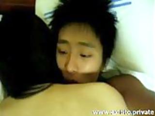 loud orgasms my taiwanese wife ushi