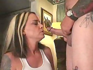 charming d like to fuck engulfing the pecker of a