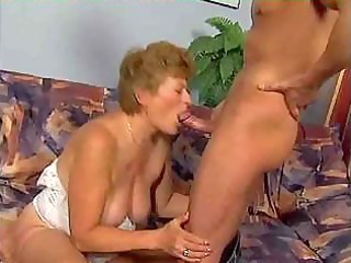 granny in nylons mad for rod