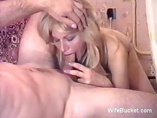 russian mother i homemade oral-job