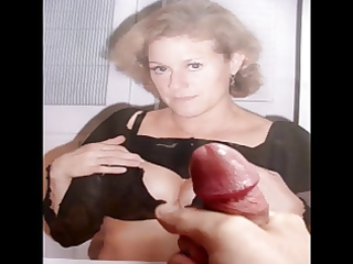 cum tribute lidie french aged wife