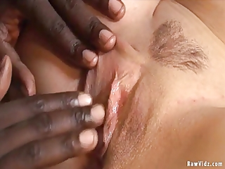 d like to fuck wench loves large darksome cock