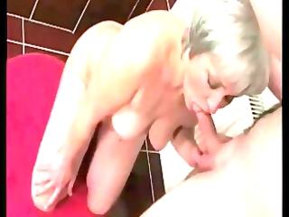 shy mommy fucked
