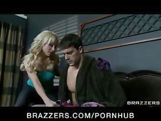 hot blond d like to fuck seduces the neighbour
