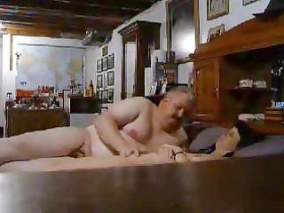 hidden web camera caught dad masturbating my mommy