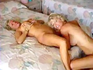 my wife st time had slit licked by lesbo friend.