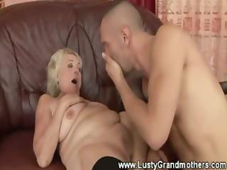 bushy big beautiful woman granny wet crack