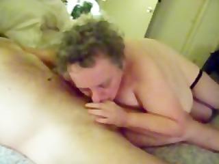 granny blows her partner