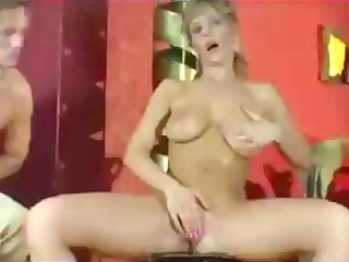 breasty golden-haired mother i gives a boob job