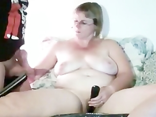 mama and shane tugjob