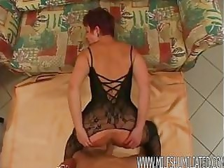 mother i hardcore anal sex