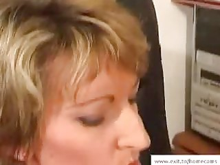 older stella in her homemade masturbation video