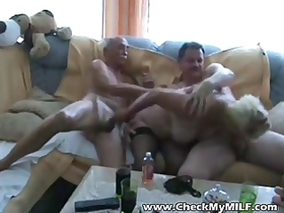 non-professional granny mother i swinger party