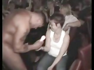 cfnm party with sexually excited milfs