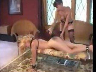 aged lesbo flogging