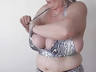solo #4 (mature bbw with large boobs)