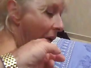 french older blond eats jock and acquires the one