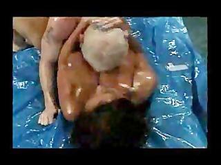 breasty booty wrestling older donita dunes