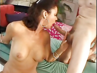 nasty older loves the knob