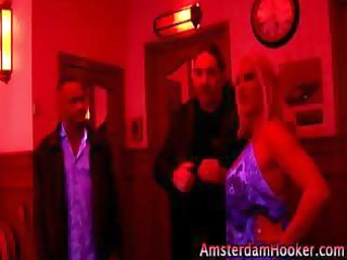 older horny dutch golden-haired whore